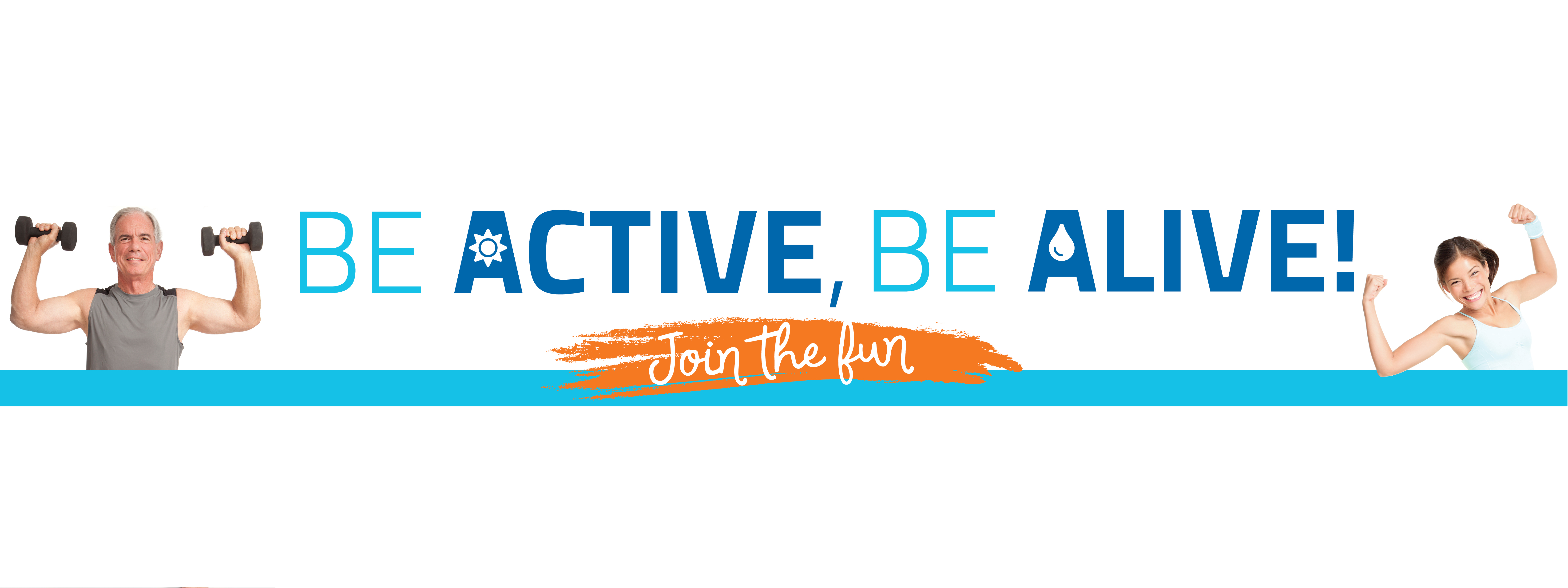 Be Active Be Alive free fitness classes program