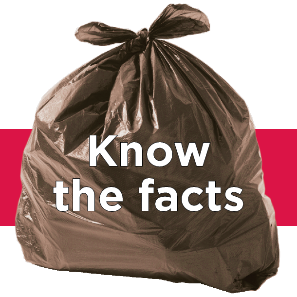 Know the facts about illegal dumping in the Bundaberg Region.