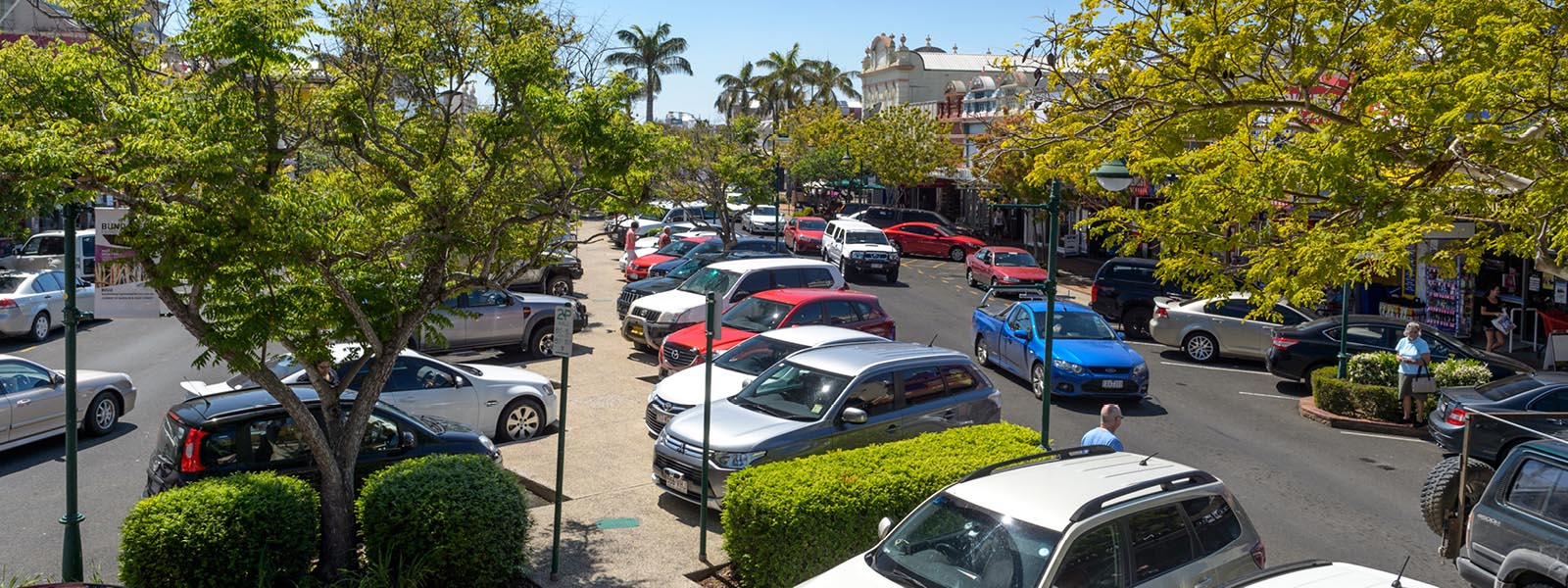 Parking in the bundaberg cbd